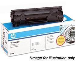 HP BLACK TONER CE740A (#CE740A)
