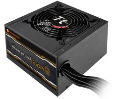 Thermaltake Smart Power 550W - 80 Plus Bronze Power Supply