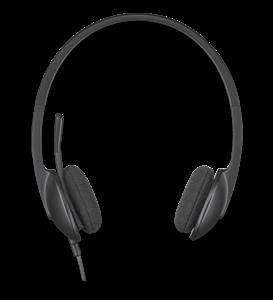 Logitech USB Headset H340 - Black