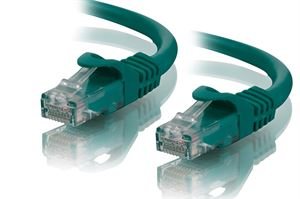 Alogic 0.5m Green CAT6 network Cable