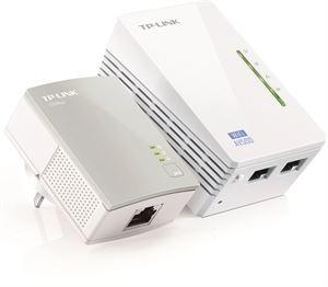 TP-Link AV500 300MBPS WiFi/Power-line Extender Starter Kit