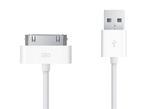 Alogic 1m iPhone/iPad/iPod - 30Pin to USB Cable