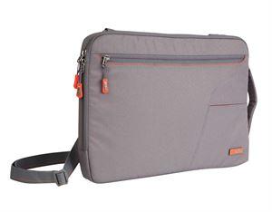 "STM 13"" Small Blazer Grey Sleeved Notebook Bag"
