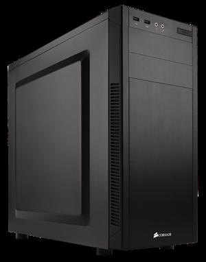Corsair Carbide Series® 100R Silent Edition Mid-Tower Case