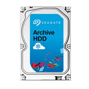 "Seagate Archive 8TB Internal 3.5"" Hard Drive, 5900RPM, 128MB Cache - ST8000AS0002"