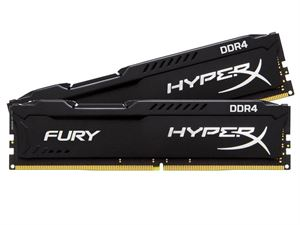 Kingston Hyper X Fury 8GB (2 x 4GB) DDR4 2666MHz Desktop RAM