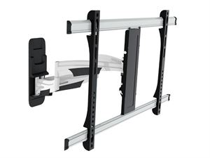 """VisionMounts Aluminium TV Wall Mount Bracket Supports 32"""" to 70"""" up to 35KG - VM-TV-LT25M"""