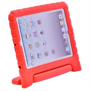iPad 2/3/4 EVA Thick Foam Cover Case handle - Red