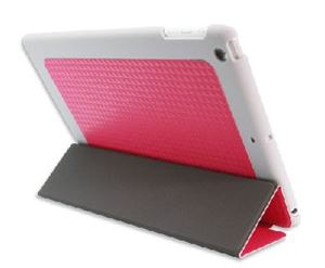 Obien - iPad Air Flying Cover Bass Amplifying Design - Square Puchia