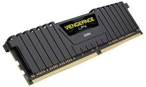 Corsair Vengeance LPX 16GB (2x 8GB) DDR4 3000MHz Desktop RAM - Black