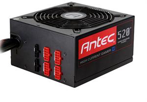 Antec HCG 520M Gaming PSU 80+ Bronze Modular