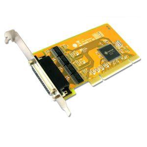Sunix 4P Serial IO PCI Card