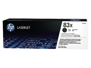 HP 83X High Yield Original Toner - Black
