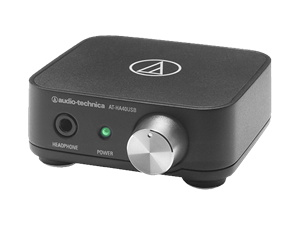 Audio-Technica ATH-HA40-USB Headphone Amplifier
