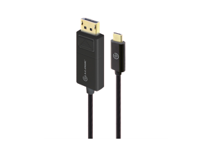 ALOGIC Elements 2m USB-C to DisplayPort Cable with 4K Support - Male to Male