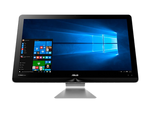"ASUS Zen AiO ZN240IC 24"" FHD Touch Intel Core i7 All in One Desktop"