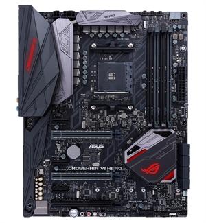 ASUS ROG Crosshair VI Hero AM4 X370 ATX Motherboard