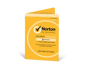 Norton Security Standard - 2 PC 1 Year