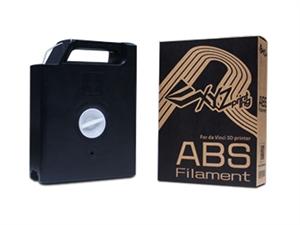 XYZ Printing Da Vinci ABS Filament 600g - Yellow