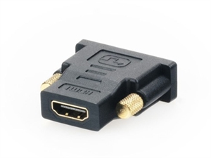 Goldwire HDMI (F) to DVI-D (M) Adapter