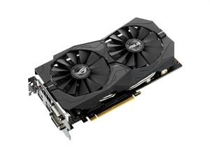 ASUS ROG Strix GeForce GTX 1050 Ti OC Edition Gaming Graphics Card