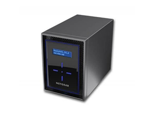 Netgear ReadyNAS 422- 2 Bay NAS