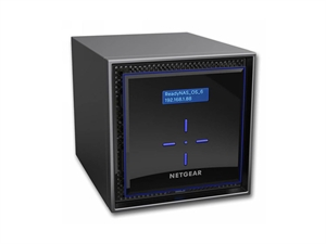 Netgear ReadyNAS 424-4 Bay Diskless NAS