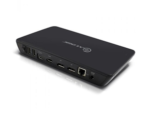 Alogic USB-C & USB 3.0 Triple Display Hybrid Docking Station
