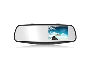 Vehicle Travelling Data Recorder HD 1080P Panoramic Coverage 24Hrs Continuous W/Motion Detection