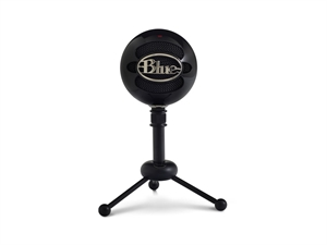 BLUE Snowball Professional USB Microphone - Black