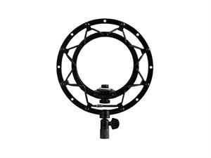 BLUE Ringer Suspension Mount for Snowball Microphones - Black