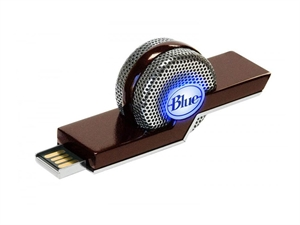 BLUE Microphones Tiki Noise-Cancelling USB Microphone