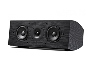 "Pioneer Dual 4"" Center Channel Speaker - Black"