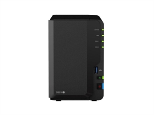 Synology DiskStation DS218+ 2 Bay NAS