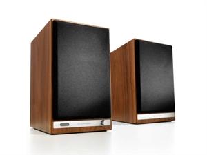 Audioengine HDP6 Passive Bookshelf Speakers(Pair) - Walnut