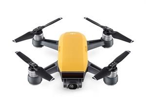 DJI Spark Mini Drone - Sunrise Yellow