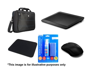 """$69 15.6"""" Laptop Cooling/Cleaning Bundle"""