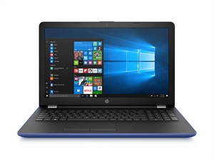 "HP 15-BS599TU (2YD61PA) 15.6"" FHD Intel Core i5 Laptop - Marine Blue"