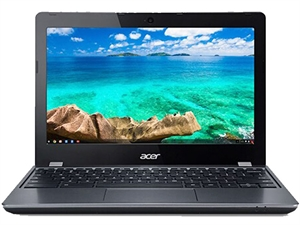Acer Chromebook 11.6'' HD Intel Core i3 Laptop