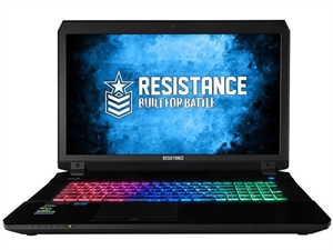 "Resistance VR Enforcer 15.6"" FHD  Intel Core i7 Gaming Laptop"