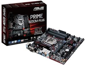 ASUS Prime B250M-PLUS Intel 6th/7th Gen Motherboard