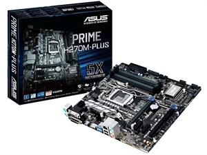 ASUS Prime H270M Plus Intel 6th/7th Gen Motherboard