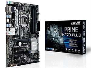 ASUS Prime H270 Plus Intel 6th/7th Gen Motherboard