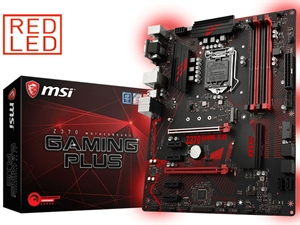 MSI Z370 Gaming Plus Intel 8th Gen Motherboard
