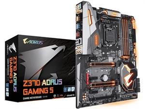 Gigabyte Z370 AORUS Gaming 5 Intel 8th Gen Motherboard