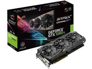 ASUS GeForce GTX 1080 Ti ROG Strix Gaming 11GB Graphics Card