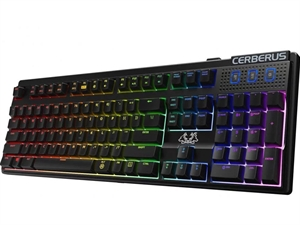 ASUS Cerberus RGB Mechanical Keyboard - Kaihua Brown Switch