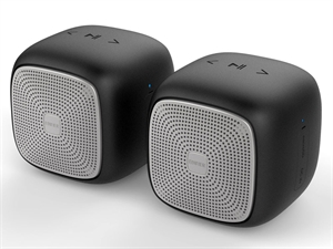 Edifier MP202DUO Bluetooth Multimedia 2.0 Speaker - Black
