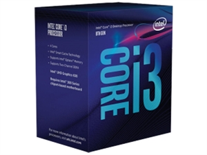 Intel Core i3 8100 8th CPU