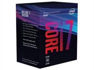 Intel Core i7 8700 3.4GHz 8th Gen CPU